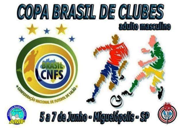 854c4eb940613 O Estado de São Paulo receberá novamente mais uma belíssima competição de  futebol de Salão AMF do calendário nacional de competições da CNFS -  Confederação ...